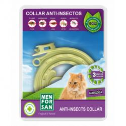 Menforsan Collar Anti Insectos Margosa Gatos