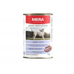 Pure Sensitive Carne de Cordero 400g