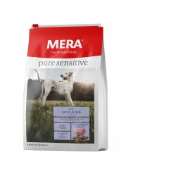 Mera Pure Sensitive Cordero y Arroz 12,5kg