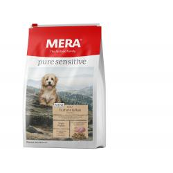 Mera Pure Sensitive Mini Pavo/Arroz 4 kg