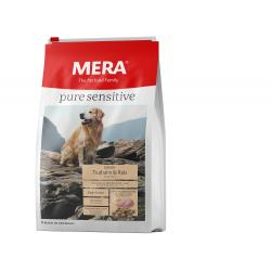 Mera Pure Sensitive Senior con Pavo y Arroz 4kg