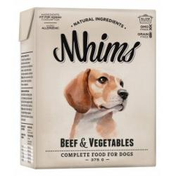 Mhims Beef & Vegetables 375g