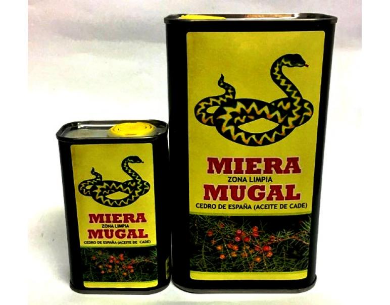 Mugal Miera Repele Serpientes 1 kg