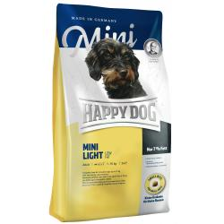 Happy Dog Mini Light Low Fat Pienso para Perros Adultos 4kg