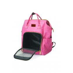 "Camon Mochila ""Pet Fashion"" Rosa 30x20x43cm"