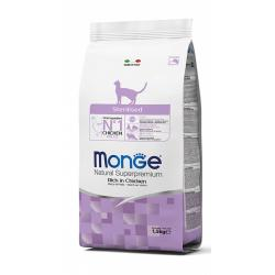 Monge NS Gato Sterilized Pollo 1,5kg