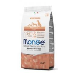 Monge Pienso Natural Adult Salmón y Arroz 2,5kg