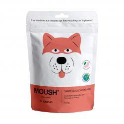 Tomojo Moush Higiene Buco Dental Snack para Perros 100g