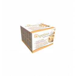 MULTIPACK Applaws Gato Adulto con Pollo 12x70g