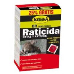 Muribrom Raticida Bloque Azul 200g