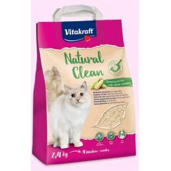 Vitakraft Natural Clean Cat Litter 2,4kg