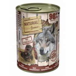 Natural Greatness Monoproteica Pavo 12x400gr