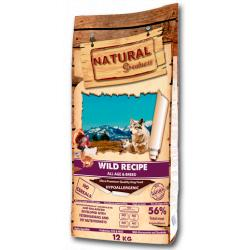 Natural Greatness Salvaje Wild Recipe 2kg