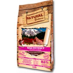 Natural Greatness Receta Wild Instinct para Gatos 6kg