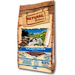 Natural Greatness Salmón Recipe Sensitive Mini 2kg