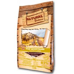 Natural Greatness Top Mountain Recipe Gatos 600gr