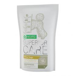 Nature's Protection White Dog Small 400 g