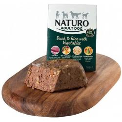 Naturo Adult Dog Pato y Arroz con Vegetales 150gr