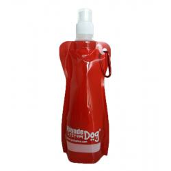 Náyade System Flex Bottle Tapón Sport 420ml Rojo