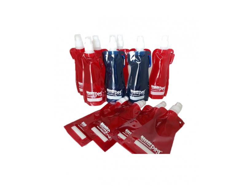 Náyade System Flex Bottle Tapón Sport Kit 12uds 420ml