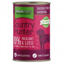 Country Hunter Perro Faisán/Ganso 6 x 400 g