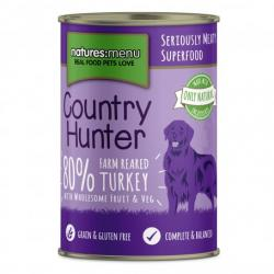Country Hunter Perro Pavo 6 x 400 g