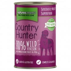 Country Hunter Perro Venado 6 x 400 g