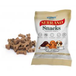 Mediterranean Natural Serrano Snacks Especiales Cachorros 100g