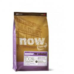 Now Grain Free Senior Cat 1,8kg