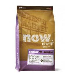Now Grain Free Senior Cat 3,6kg
