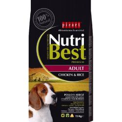 Picart Nutribest Adult Pollo 3kg