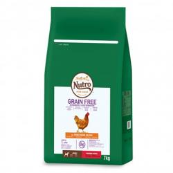 Nutro Sin Grano Adulto Mini Pollo 1,4 Kg
