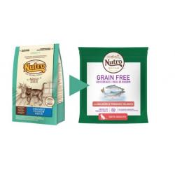 Nutro Grain Free Cat Adult Salmón 1,4kg