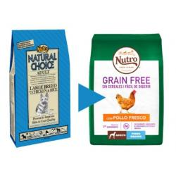 Nutro Grain Free Dog Adult Grande Pollo 11,5kg