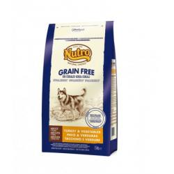 Nutro Natural Choice Grain Free Adult con Pavo 1.5 kg