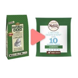 Nutro Limited Ingredient Adult Cordero 9,5kg