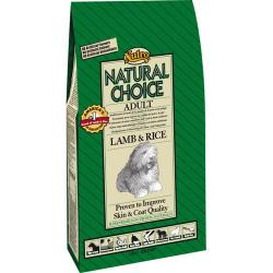 Nutro Natural Choice Adult Cordero & Arroz 7 kg