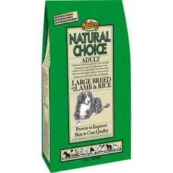 Nutro Natural Choice Adult Raza Grande Cordero & Arroz 12 kg