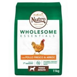 Nutro Wholesome Essentials Dog Adult Pollo 11kg
