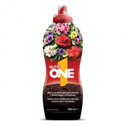 Nutri One Líquido Fertilizante para Plantas 500ml