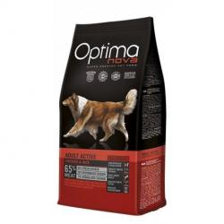 PACK AHORRO Optima Nova Adulto Activo Pollo/Arroz 2x12kg