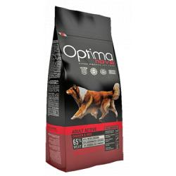 Optima Nova Adult Active Pollo y Arroz 12kg