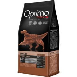 Optima Nova Adult Mature Pollo/Arroz 2Kg