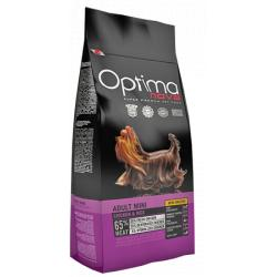 Optima Nova Adult Mini Pollo y Arroz 2kg