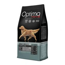 Optima Nova Adult Obesity Pollo y Arroz 12Kg