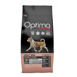 Optima Nova Adulto Mini Salmón/Patata 2 kg