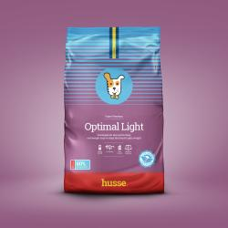 Husse Optimal Light Pienso para Perros 15kg