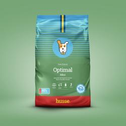 Husse Optimal Mini Pienso para Perros 2kg