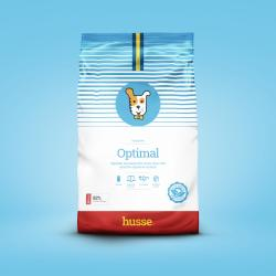 Husse Optimal Sensitive Alimento para Perros 12,5kg