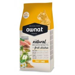 Ownat Classic Feline Daily Care 4kg